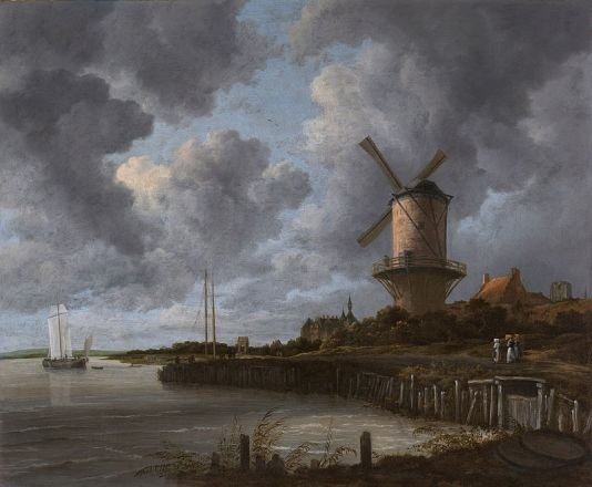 800px-The_Windmill_at_Wijk_bij_Duurstede_1670_Ruisdael