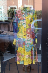 Window vintage shop Sabrina Manin