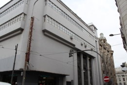 Art Deco Garage