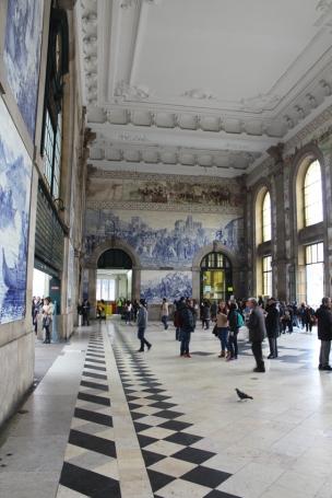 Central station Porto