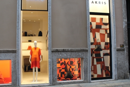 Akris, Albers like use of colour