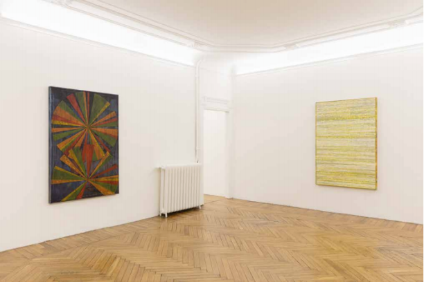 Installation view, room 1