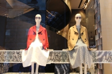 Max Mara window